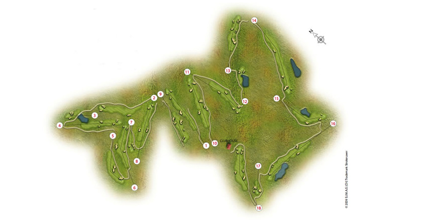 Wellington Course
